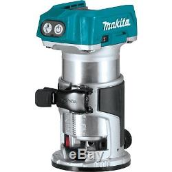 Makita XTR01Z 18V LXT Lithium-Ion Brushless Cordless Compact Router Tool Only