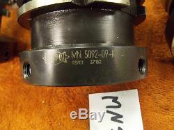 Mapal MN 5093-09-K HSK-100A or 5092-08K or 5092-09-K Module Adapter 60mm 48mm