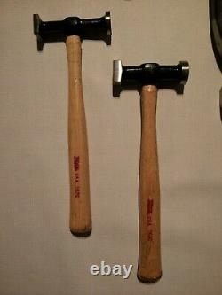 Martin Auto Body Hammers Spoon Tools USA Hot Rod Automotive Sheet Metal Welding