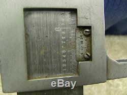McGrath 24 indicator stand height gauge vernier gage lk/ mitutoyo starrett inch