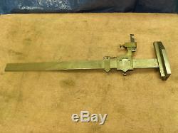 McGrath Vernier height gauge 19 inch close to mitutoyo sterritt fowler 19