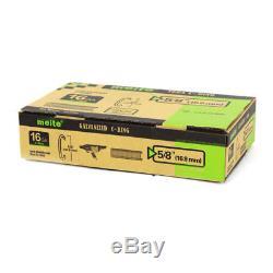 Meite SC760B- 16GA Hog Ring Plier 1/2'' Pneumatic C Ring Tool Hog Ring Guns