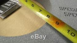 Milacron surface grinding wheel 22 to 23 600X50X203.2 arbor 8dia. 2 wide NEW