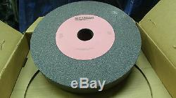 Milicron surface grinding wheel 14 x 2 x 2 recessed H5A46-K12-UKP 14 inch NEW