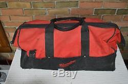 Milwaukee 18 Volt Power Set Circular Saw Sawsall Drill Spotlight Carrying Bag GC