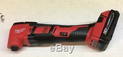 Milwaukee 2626-21CP M18 18-Volt Lithium-Ion Cordless Oscillating Multi-Tool Kit