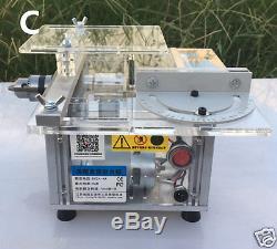 Mini / micro precision small table saw Woodworking saws / small cutting machine