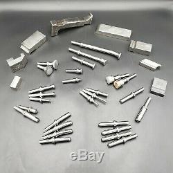 Mixed Lot of 35 Professional Bucking Bars Rivet Sets USA Aviation Aircraft Tools