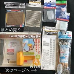 Model Production Tool Wholesale Lots 30 Item Set Excellent
