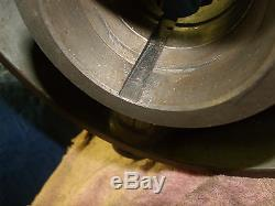 NEW CUSHMAN 4 JAW INDEPENDENT 12 LATHE CHUCK factory cosmoline on it still