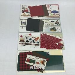 NEW Creative Memories Pages Paper Stickers Sleeves Packs Tools Sealed Bundle