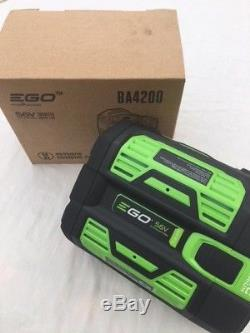 NEW! EGO BA4200 56V Lithium-Ion 7.5 Ah Battery PRICE REDUCTION