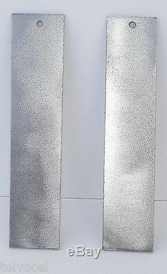 NEW Platinized Titanium Anode Rhodium Palladium Jewelry Plating Jewelers Platers