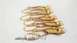 Nautical Solid Brass Whistle Pocket Tool Keyring Style Lot Of 50 Pc Gifts