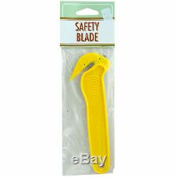 New 618145 Yellow Safety Blade (143-Pack) Tools Cheap Wholesale Discount Bulk