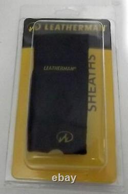 New Leatherman Sheath Case Black 934810 4 Tools Charge Wave 24 Pc Lot