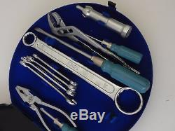 New Vintage Empi Spare Tool Kit Box 15-2016 Air Cooled 1600cc
