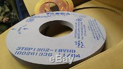 Norton Targa Surface grinding wheel 16 x 1 x 6 3TGP1202-18VHB New 2390 rpm
