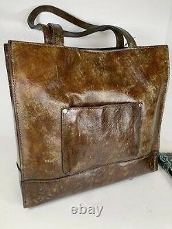 Nwt Patricia Nash Toscano Tote Bag & Pitelli Wallet Tooled Turquoise Leather