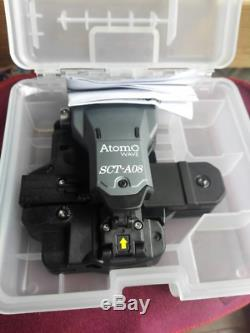 Original 2018 Fujikura Atomo CT-08 SCT-A08 Fiber Cleaver replace CT-06 Cutting