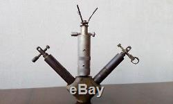 Original German ZZ 35 zunder parts for Smi 35 adapter wermacht tools