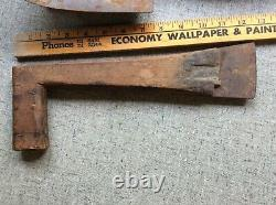 Original WWI US Army, NAYLOR, T-handle entrenching tool (shovel) + root cutter