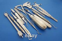 Orthodontic Instruments Set Kit Professional Dentist Tools FREE Shipping