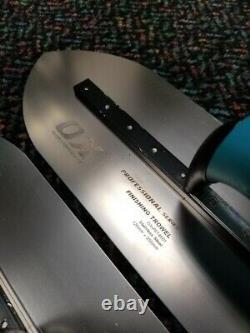 Ox Tools 120x356mm Finishing Trowel 3 Piece Set