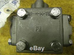 P. B. M Stainless Steel ball valve 1 6655458 2 way 90 degree ball PBM BH431 NEW
