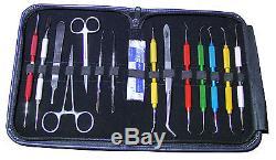 P. K. Thomas Waxing Instruments Dental Laboratory Tools Wax Knife