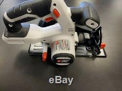 PORTER-CABLE 2-Tool 20-Volt Max Power Tool Combo Kit With Case Charger, 1-Battery
