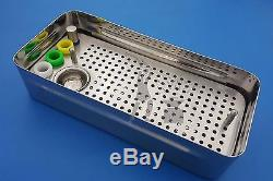 PRF and GRF Set Box with Dental Implant Hand Surgery Surgical Tools Instruments