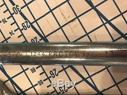 PROTO Tools 12-Pt. Combination Wrench Set- Made in America