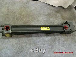 Parker hydraulic cylinder 1.50 bore 13.38 stroke TD2HXLTVS23 works