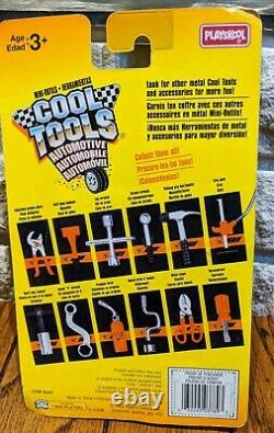 Playskool Cool Tools Automotive Set with Toolbox 1996 and Race Car