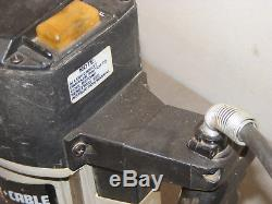Porter Cable 7538 Production Plunge Router please read description FREE SHIPPING