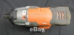 RIDGID R86010 X4 18 Volt 1/2 Impact Wrench with Lithium Ion Battery and Charger