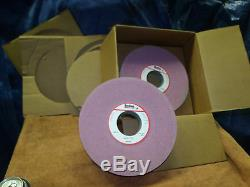 Radiac Surface grinding wheel 12 x 2 x 3 Tapered WRA80 K5 V8 3 arbor hole 1.5