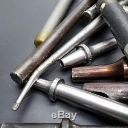 Rivet Set Mixed Lot of 43 Aviation Aircraft Hand Tools BOEING SURPLUS USA Made