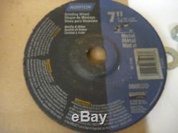 Rockell Commercial Duty Model 1083 7 inch 8 Amp Disc Sander/Grinder Vintage K53