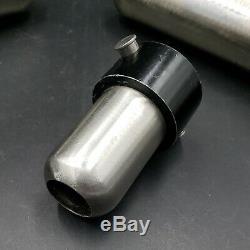 Semco 250-a & 250-b Pneumatic Aerospace Sealant Dispensing Gun Adhesive Aeromix