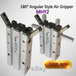 Series MHY2/Cam Style 10D 16D 20D 25D 180° Angular Style Air Gripper SMC Type