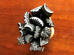 Set Of 13 Decorative Metalworking Stamps Excellent Used