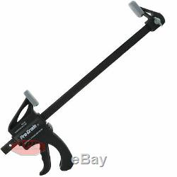 Set of 6 12 Nylon Ratchet Bar Clamp Spreader Heavy Duty Carpenter Woodworking