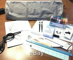 SilhouetteCameoMat+Tools+Deep Cut Blade+Pix Scan Mat+Sketch Pens+Holder$309.42