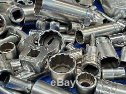 Snap On 99 Cent Tool Auction 100 Pieces Free Shipping Mixed Lot Made In USA