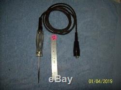Snap On Tools 6 & 12 Volt Circuit Tester CT4G V. G. U. C
