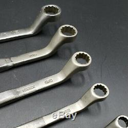 SnapOn Boeing Modified Box Wrench Long Handle SET Of 6 Aviation Automotive Tools