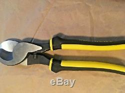 Southwire Lot Of 4 Pliers/ Wire Cutters PRICE CUT