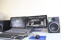 Studio Mac Pro 8 Core 64GB Ram Pro Tools HD, 700+Plugins, AdobeCS6, Logic